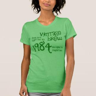 trigésimo Verde 1984 de Kelly del Brew del vintage Camisas