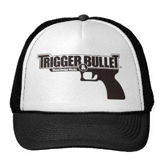 TRIGGER BULLET CAP MESH HATS