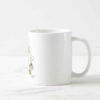 trigger finger coffee mug