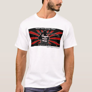 Trigger Point Ninja ® Collectible Pre-Launch T-Shirt