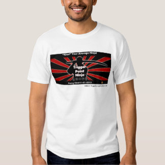 Trigger Point Ninja ® Collectible Pre-Launch Tee Shirts