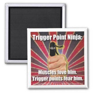 Trigger Point Ninja ® Muscles Love Him Magnet