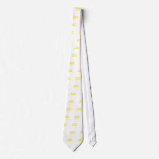 Trigger Warning Neck Tie