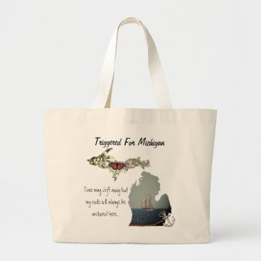 Triggered For Michigan Tote
