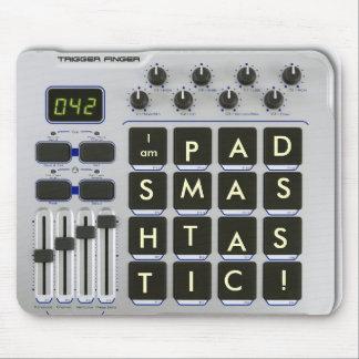 TriggerFinger I am Padsmashtastic Mouse Pad