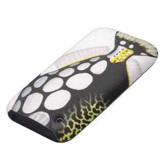 Triggerfish 3 del payaso iPhone 3 tough carcasa