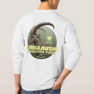 Triglav National Park (Alpine Ibex) WT T-Shirt