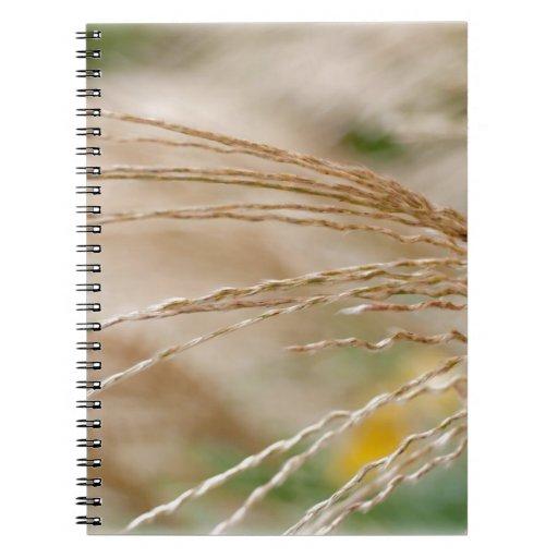 Trigo Cuaderno