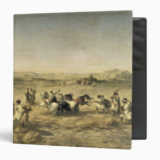 """Trigo de trilla en Argelia, 1853 Carpeta 1 1/2"""""""