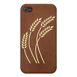Trigo integral iPhone 4 carcasas