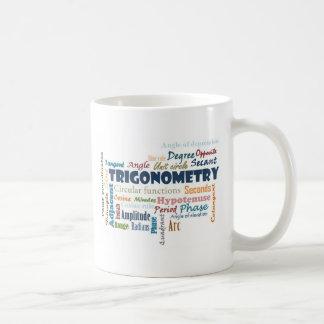 Trigonometry_Display Taza De Café