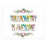 Trigonometry is Awesome Postcard