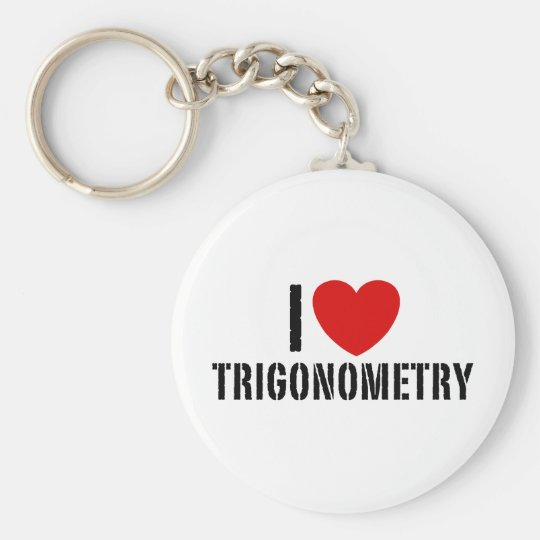 Trigonometry Keychain