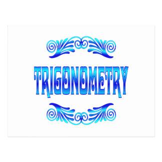 TRIGONOMETRY POSTCARDS
