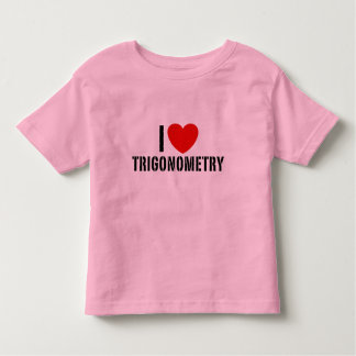 Trigonometry Toddler T-shirt