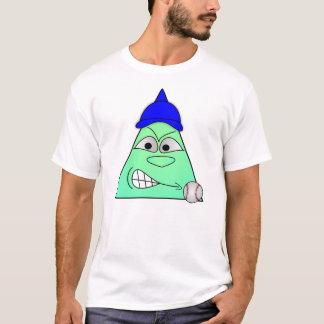 TriHeads Baseball T-Shirt