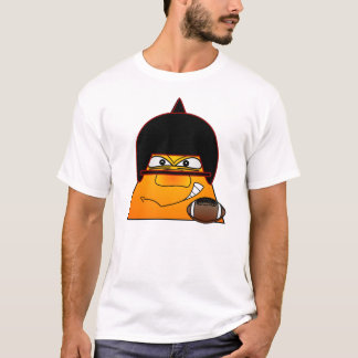 TriHeads Football T-Shirt