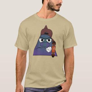 TriHeads Skateboarding T-Shirt