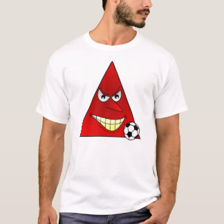 TriHeads Soccer T-Shirt