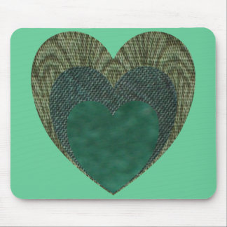 TriHeart Mouse Pad