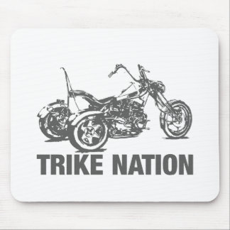 Trike nation mouse pad