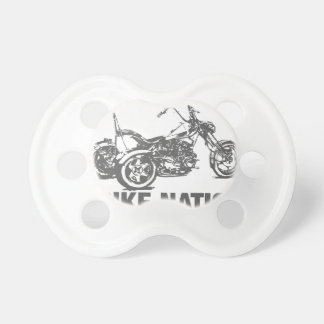 Trike nation pacifier