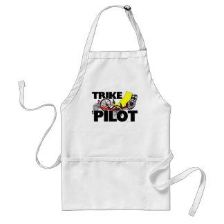 Trike Pilot Adult Apron