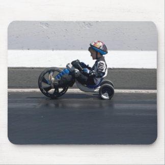 Trike Racer Mousepad