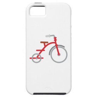 Trike rojo iPhone 5 Case-Mate protectores