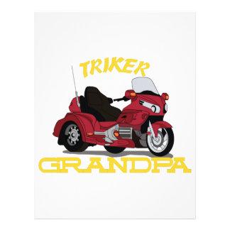 Triker Grandpa Letterhead