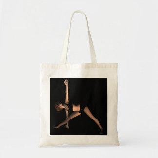 Trikonasana Yoga Pose Bag