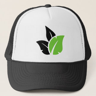 trileaf trucker hat