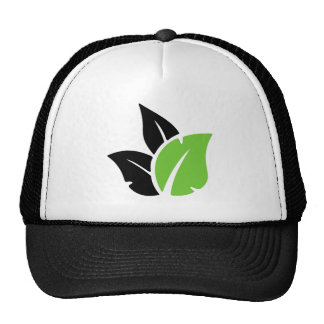 trileaf trucker hat