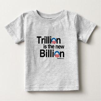 TRILLION IS THE NEW BILLION INFANT T-SHIRT