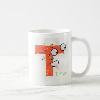Trillions Classic White Coffee Mug