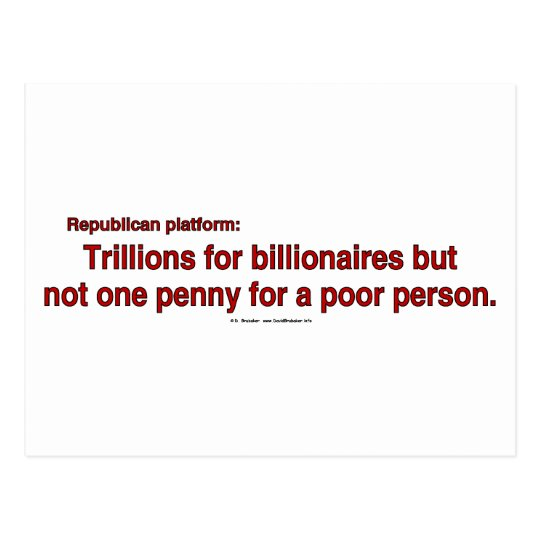 TrillionsPenny Postcard