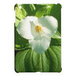 Trillium Flower iPad Mini Covers