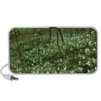 Trillium Heaven iPod Speakers