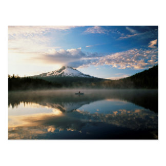 Trillium Lake | Mount Hood National Forest, OR Postcard
