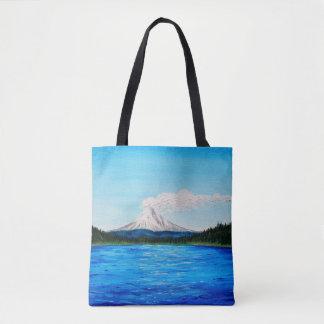 Trillium Lake Tote Bag