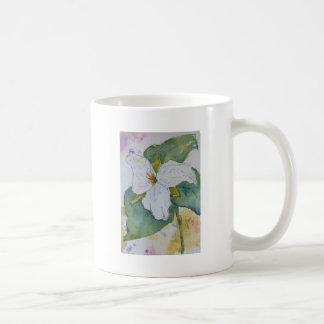 Trillium Classic White Coffee Mug