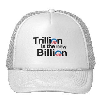 TRILLÓN ES EL NUEVO MIL MILLONES GORROS