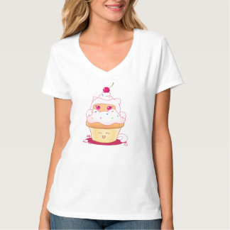 Trilly Cupcake T-Shirt