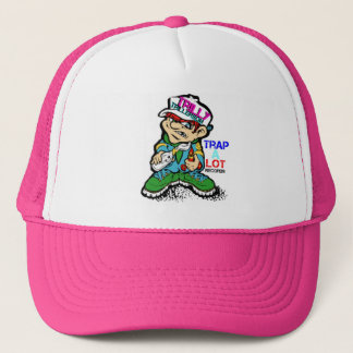 TRILLY TRILLERSON character hat