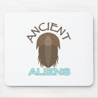 Trilobite Ancient Aliens Mouse Pad