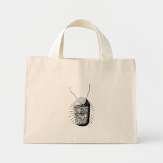 Trilobite Canvas Bags