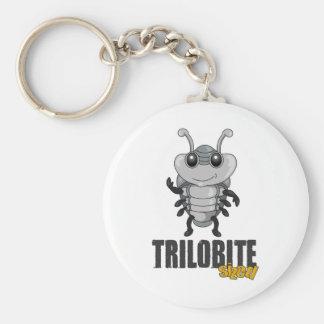 Trilobite clasificó - Uni diseño Llavero