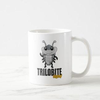 Trilobite clasificó - Uni diseño Taza Clásica