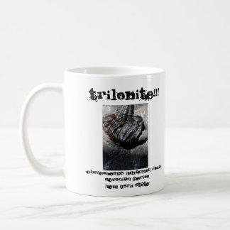 Trilobite!!! Classic White Coffee Mug