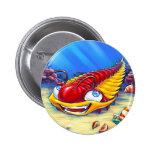 Trilobite en el mar pin
